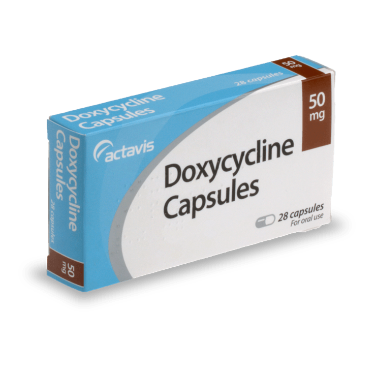 what is doxycycline hyclate for