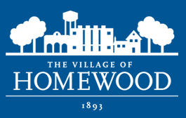 Homewood Illinois village logo